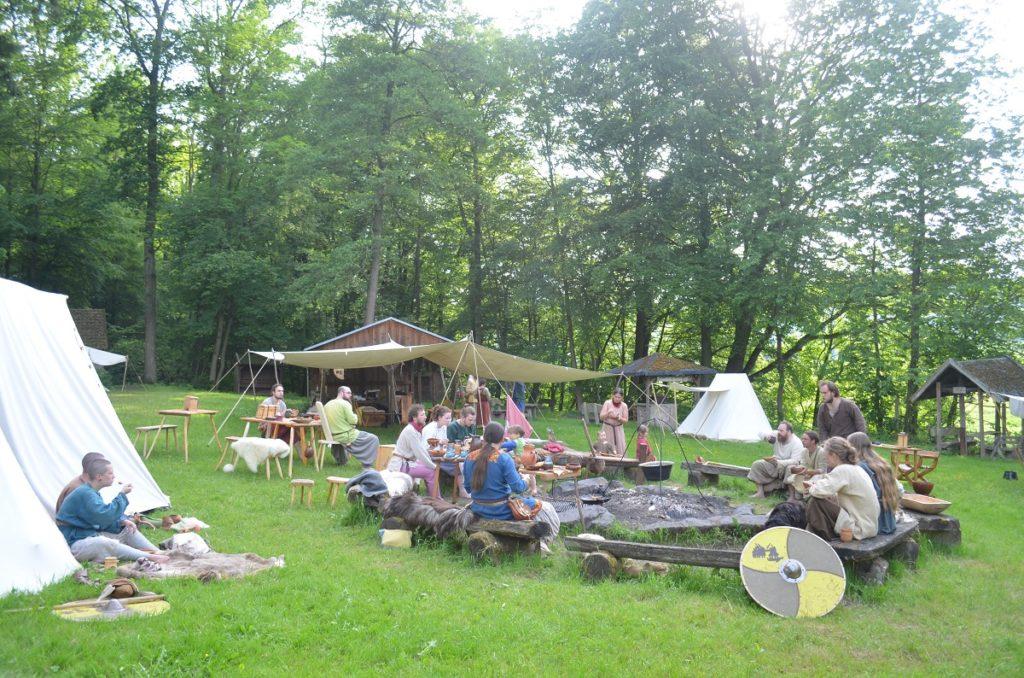 Das Lager. Photo: Alina Weiße-Blanke